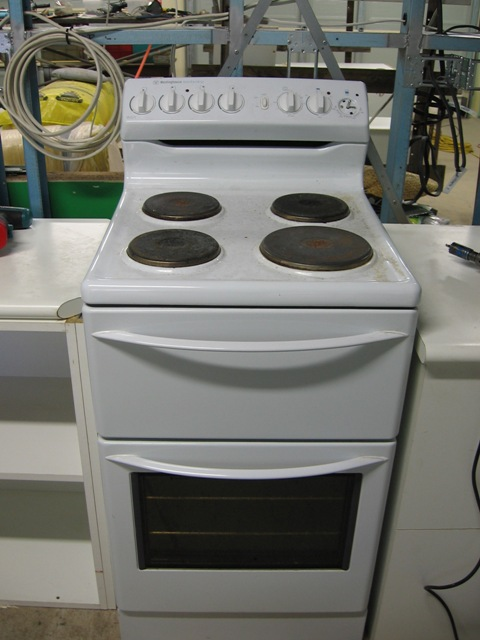 westinghouse kimberley 501 oven manual